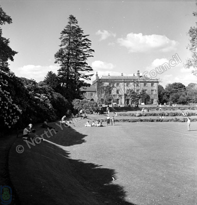 Sawley Hall